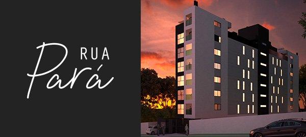 Rua Pará - Água Verde - Curitiba